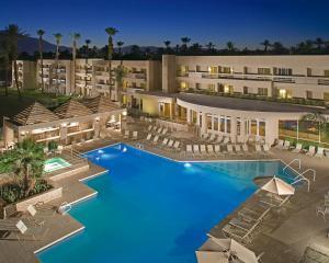 Indian Wells Resort Hotel, Resort  Indian Wells - big - 31