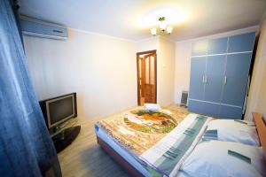 Apartamenty 24 Ussuriyskiy Bulvar 58, Apartmanok  Habarovszk - big - 6