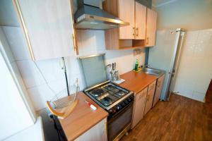 Apartamenty 24 Ussuriyskiy Bulvar 58, Apartmány  Khabarovsk - big - 8