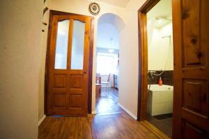 Apartamenty 24 Ussuriyskiy Bulvar 58, Apartmány  Khabarovsk - big - 9