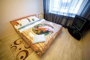 Apartamenty 24 Ussuriyskiy Bulvar 58, Apartmány  Khabarovsk - big - 3