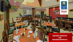 Comfort Inn Sunset, Hotels  Ahmedabad - big - 29