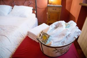 Al Vecchio Fontanile B&B, Bed & Breakfast  Ladispoli - big - 7