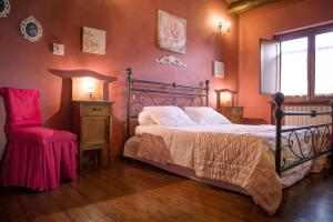 Al Vecchio Fontanile B&B, Bed & Breakfast  Ladispoli - big - 22
