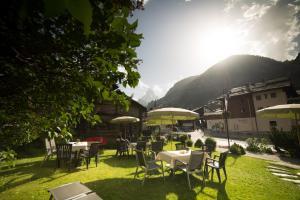 Hotel Parnass, Hotels  Zermatt - big - 56