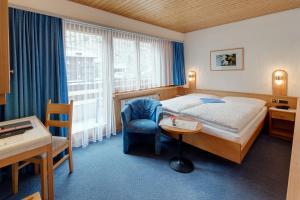 Hotel Parnass, Hotels  Zermatt - big - 25