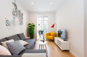 Comfort Four-Bedroom Apartment (7 Adults)
