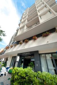 Hotel Madison, Hotels  Gabicce Mare - big - 31