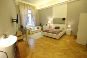 d.FIVE Classic Luxury at Basilica, Apartmány  Budapešť - big - 3