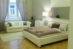 d.FIVE Classic Luxury at Basilica, Apartmány  Budapešť - big - 7