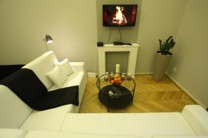 d.FIVE Classic Luxury at Basilica, Apartmány  Budapešť - big - 14