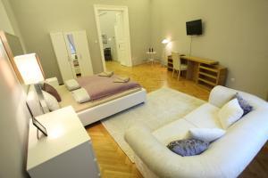 d.FIVE Classic Luxury at Basilica, Apartmány  Budapešť - big - 17