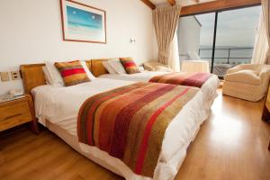 Hotel Oceanic, Hotely  Viña del Mar - big - 7