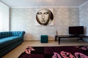 Distrito Apartment, Ferienwohnungen  Galaţi - big - 8