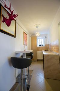 Distrito Apartment, Ferienwohnungen  Galaţi - big - 22