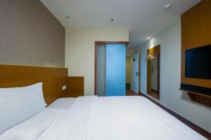 7Days Premium Xinxiang Railway Station, Hotels  Xinxiang - big - 11
