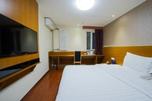 7Days Premium Xinxiang Railway Station, Hotels  Xinxiang - big - 7