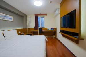7Days Premium Xinxiang Railway Station, Hotels  Xinxiang - big - 6