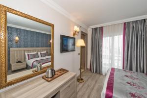Dab Hotel, Szállodák  Esenyurt - big - 15