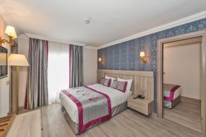Dab Hotel, Szállodák  Esenyurt - big - 11