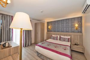 Dab Hotel, Szállodák  Esenyurt - big - 13