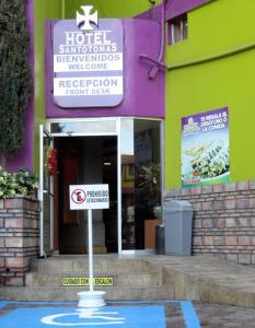 Hotel Santo Tomas, Hotely  Ensenada - big - 32