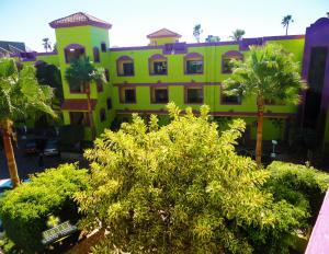 Hotel Santo Tomas, Hotely  Ensenada - big - 31