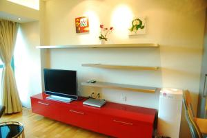 Rich&Young Seasons Park Service Apartment, Апартаменты  Пекин - big - 7