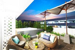 X2 Chiang Mai Nimman Villa, Ville  Chiang Mai - big - 31
