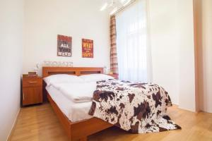 White & Woody Quadrio Apartments, Appartamenti  Praga - big - 3