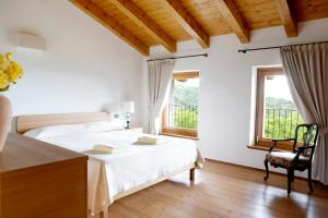 Agriturismo l'Uva e le Stelle, Farm stays  Faedis - big - 13