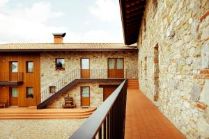 Agriturismo l'Uva e le Stelle, Farm stays  Faedis - big - 12