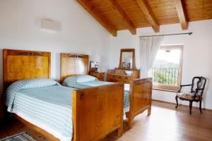 Agriturismo l'Uva e le Stelle, Farm stays  Faedis - big - 11
