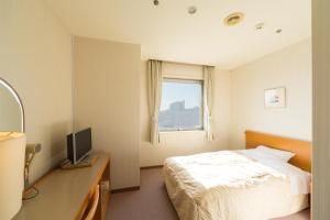 Hiroshima International Youth House JMS Aster Plaza, Отели  Хиросима - big - 5