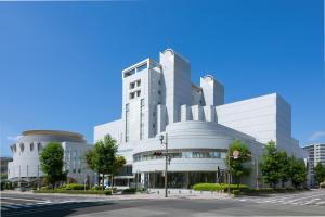 Hiroshima International Youth House JMS Aster Plaza, Отели  Хиросима - big - 1