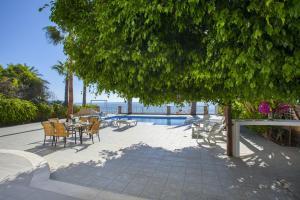 Sunset Meneou Villa, Дома для отпуска  Периволия - big - 5