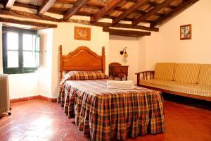 TUGASA Casas Rurales Castillo de Castellar, Vidiecke domy  Castellar de la Frontera - big - 16