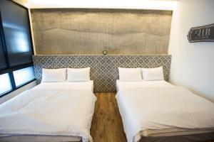 2 Person Loft Room with Shared Bathroom