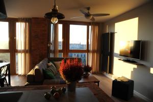 Stay-In Riverfront Lofts, Апартаменты  Гданьск - big - 18