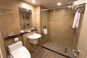 Benikea I-Jin Hotel, Hotely  Jeju - big - 36
