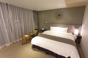 Benikea I-Jin Hotel, Hotely  Jeju - big - 35