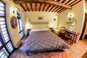 Casa Di Campagna In Toscana, Vidiecke domy  Sovicille - big - 62