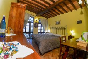 Casa Di Campagna In Toscana, Vidiecke domy  Sovicille - big - 61