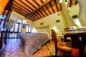 Casa Di Campagna In Toscana, Vidiecke domy  Sovicille - big - 58
