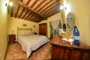 Casa Di Campagna In Toscana, Vidiecke domy  Sovicille - big - 54