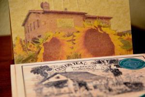 Casa Di Campagna In Toscana, Vidiecke domy  Sovicille - big - 53