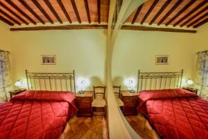 Casa Di Campagna In Toscana, Vidiecke domy  Sovicille - big - 52