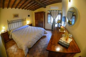 Casa Di Campagna In Toscana, Vidiecke domy  Sovicille - big - 51