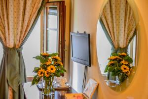 Casa Di Campagna In Toscana, Vidiecke domy  Sovicille - big - 44