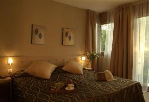 Hôtel Les Esclargies, Hotel  Rocamadour - big - 17